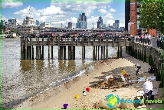 Лондонски плажове