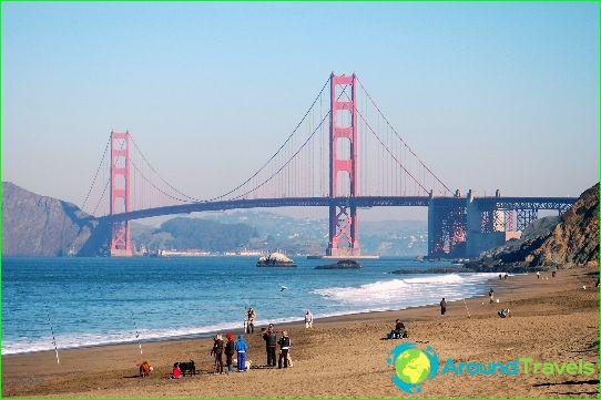 Плажове в Сан Франциско