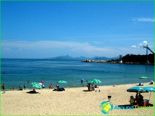 Плажове в Гуанджоу
