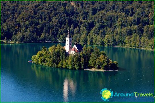 Missä rentoutua Sloveniassa