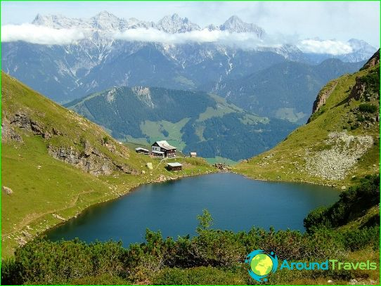 مكان للاسترخاء في النمسا