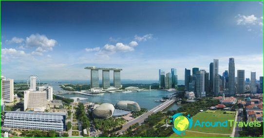 Къде да почивате в Сингапур
