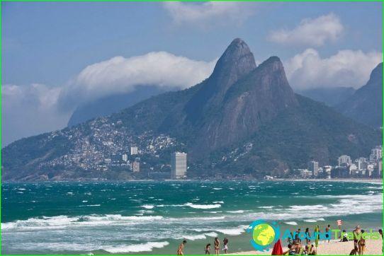 Missä rentoutua Brasiliassa