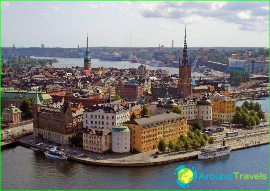 Какво да правим в Стокхолм?