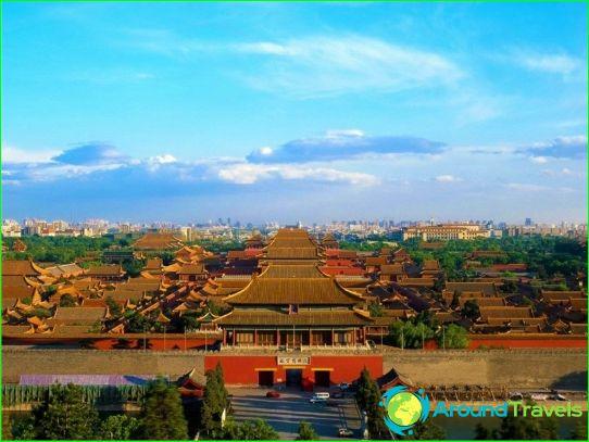 Mitä tehdä Pekingissä?