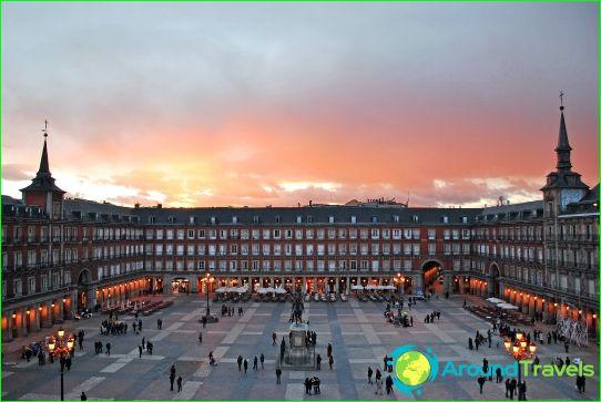 Какво да правим в Мадрид?