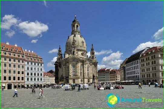 Wat te doen in Dresden?