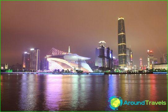 Какво да правим в Гуанджоу?