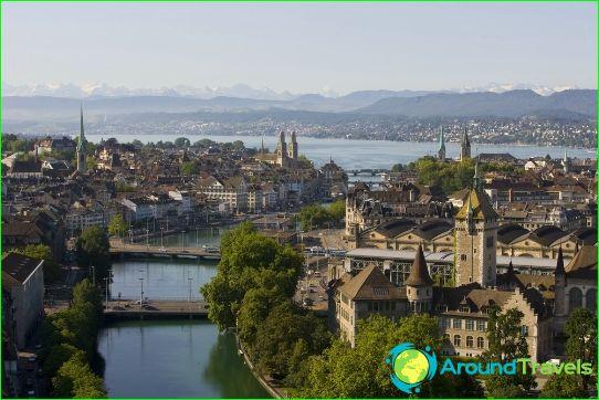 Mitä tehdä Zürichissä?