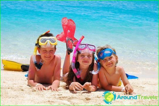 Lasten leirit Krimissä