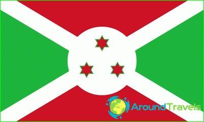 Burundin lippu