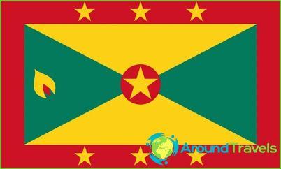 Grenadan lippu