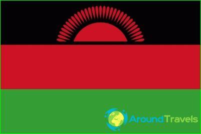 Vlag van malawi