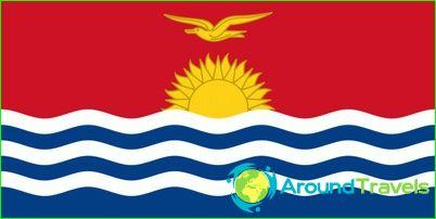 Знаме на Кирибати