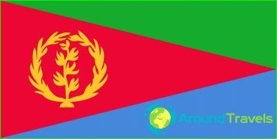 Eritrea lippu