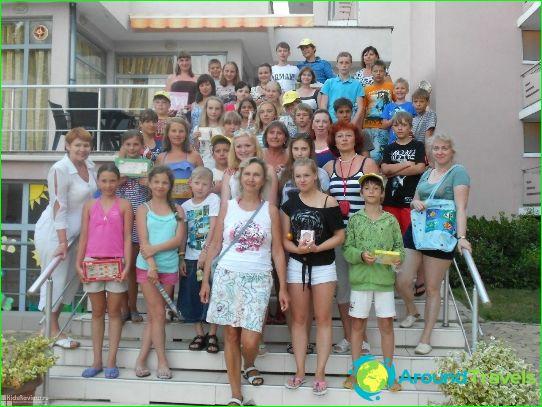 Детски лагери в Германия