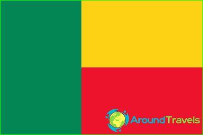 Beninin lippu