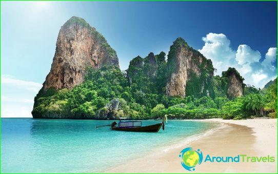 Острови на Малайзия
