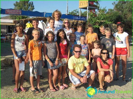 Kinderkampen in Kroatië