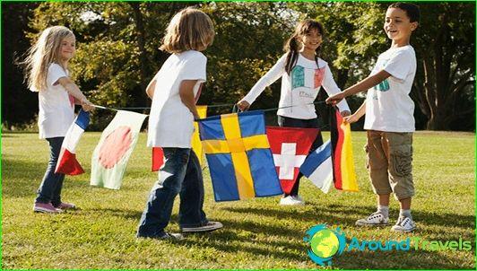 Детски лагери в Европа