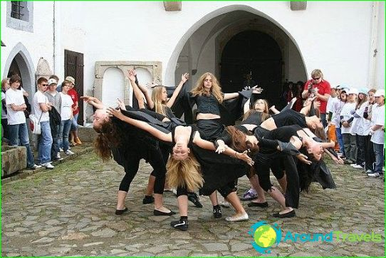 Kinderkampen in Slowakije
