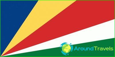 Vlag van de Seychellen
