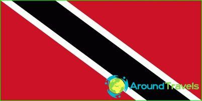 Знаме на Тринидад и Тобаго