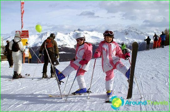 Детски лагери в Швейцария