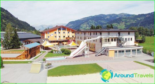 Kinderkampen in Oostenrijk