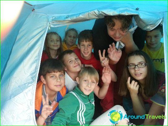 Kinderkampen in Estland