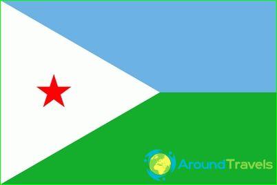 علم جيبوتي