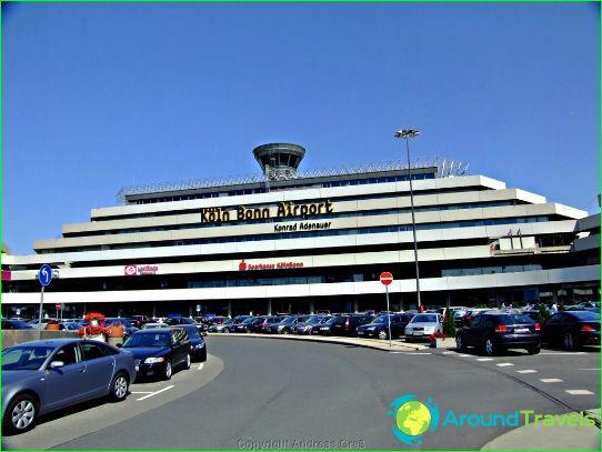 Lentokenttä Köln