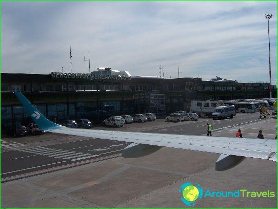 Lentokenttä Veronassa