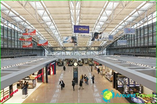 Летище Хамбург