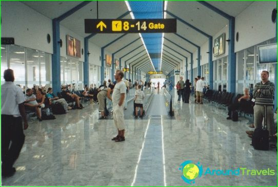 Летище в Коломбо