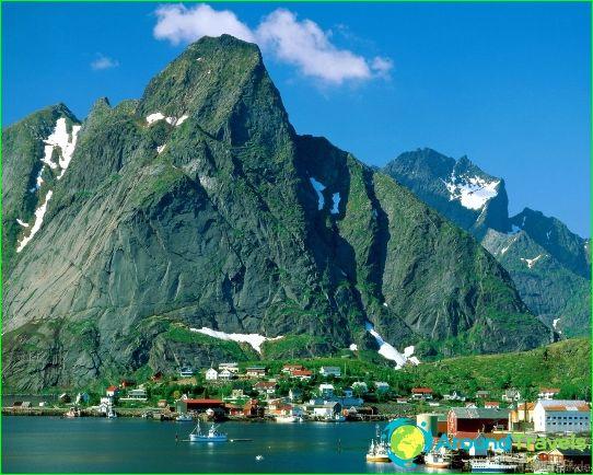 Busreizen naar Noorwegen