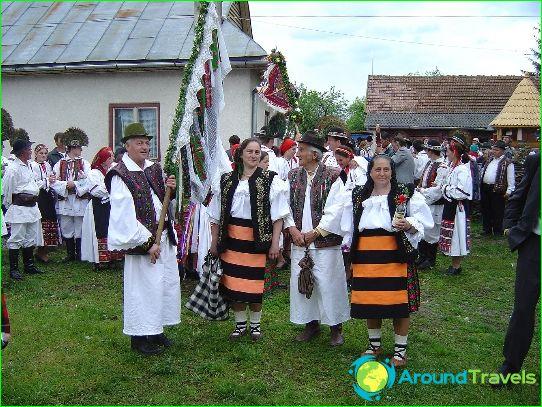 Busreizen naar Roemenië