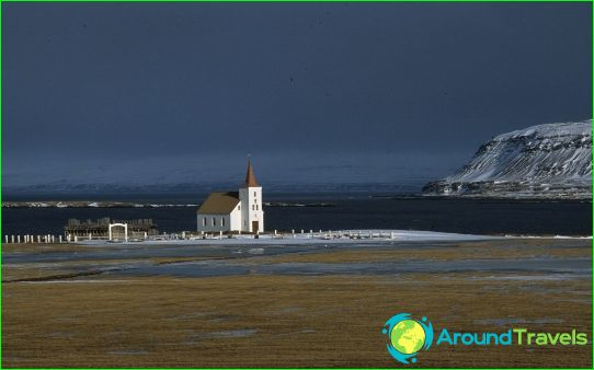 Eilanden IJsland