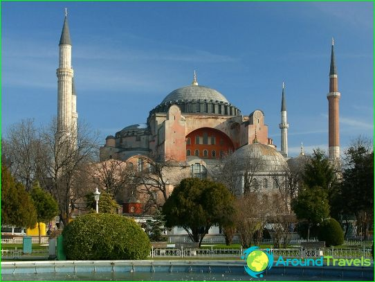 Bussimatkat Turkkiin