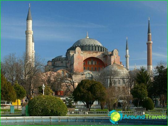 Visites en bus en Turquie