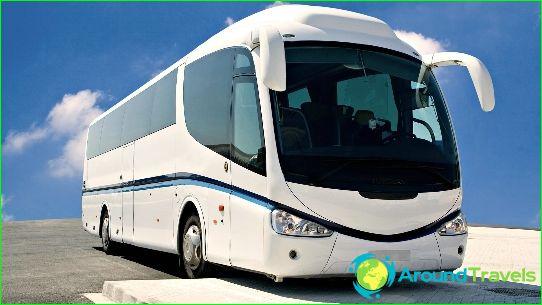 Busreizen naar Wit-Rusland