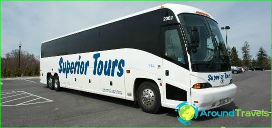 Автобусни турове до Карелия