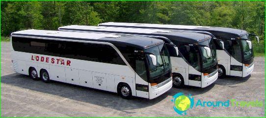 Автобусни турове до Естония