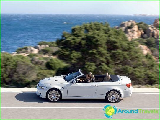 Autoverhuur in Spanje