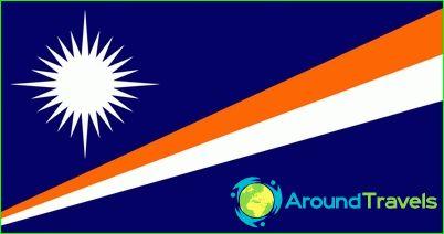Знаме на Маршаловите острови