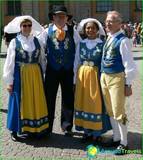 Zweedse bevolking