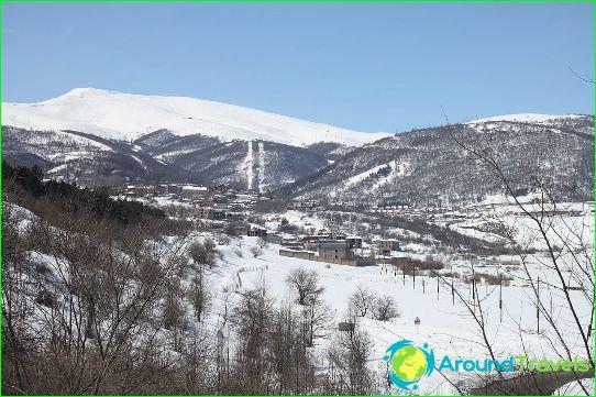 Armenian hiihtokeskukset