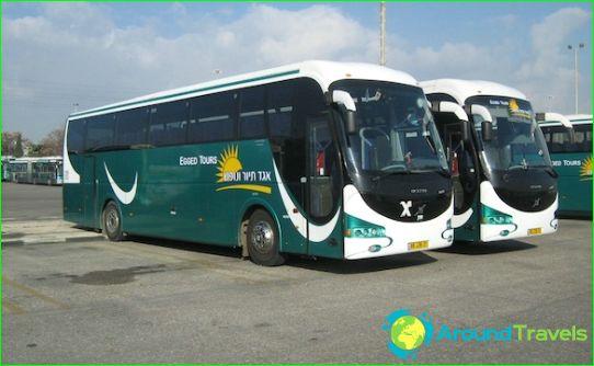 Автобусни турове до Израел