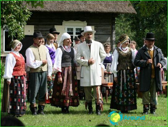 Литовско население