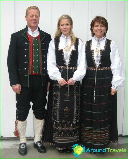 Норвежко население